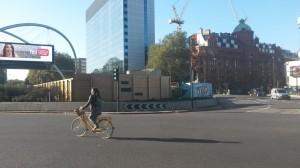 Wright roundabout