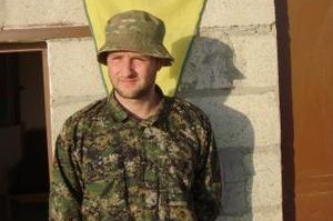 Londoner Mark Ramsey may be fighting in Syrian Kurdistan with YPG.