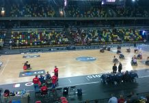 England take on France at The Copperbox