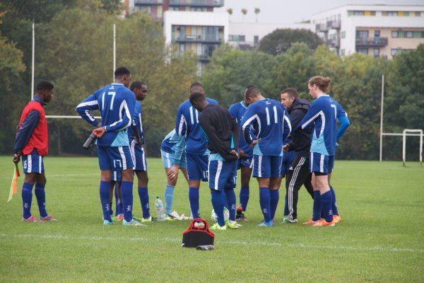 UEL Football 1st team