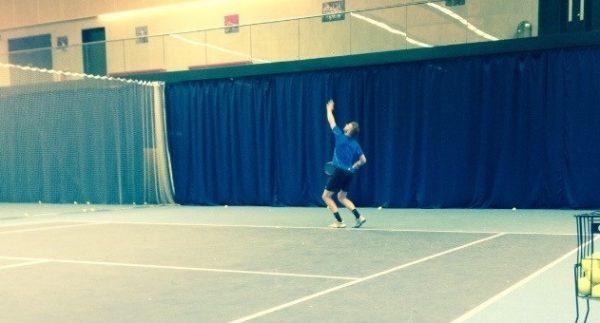 UEL tennis
