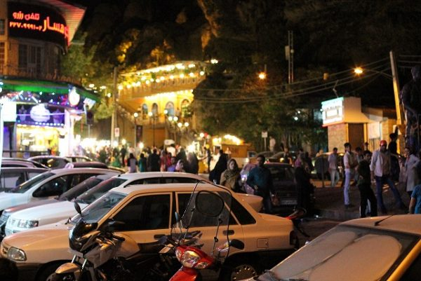 Tehran could take its rightful place in world culture.