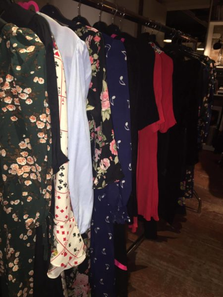 Coco Fennell Sample Clothing Range