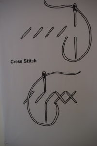 A Type of stich design