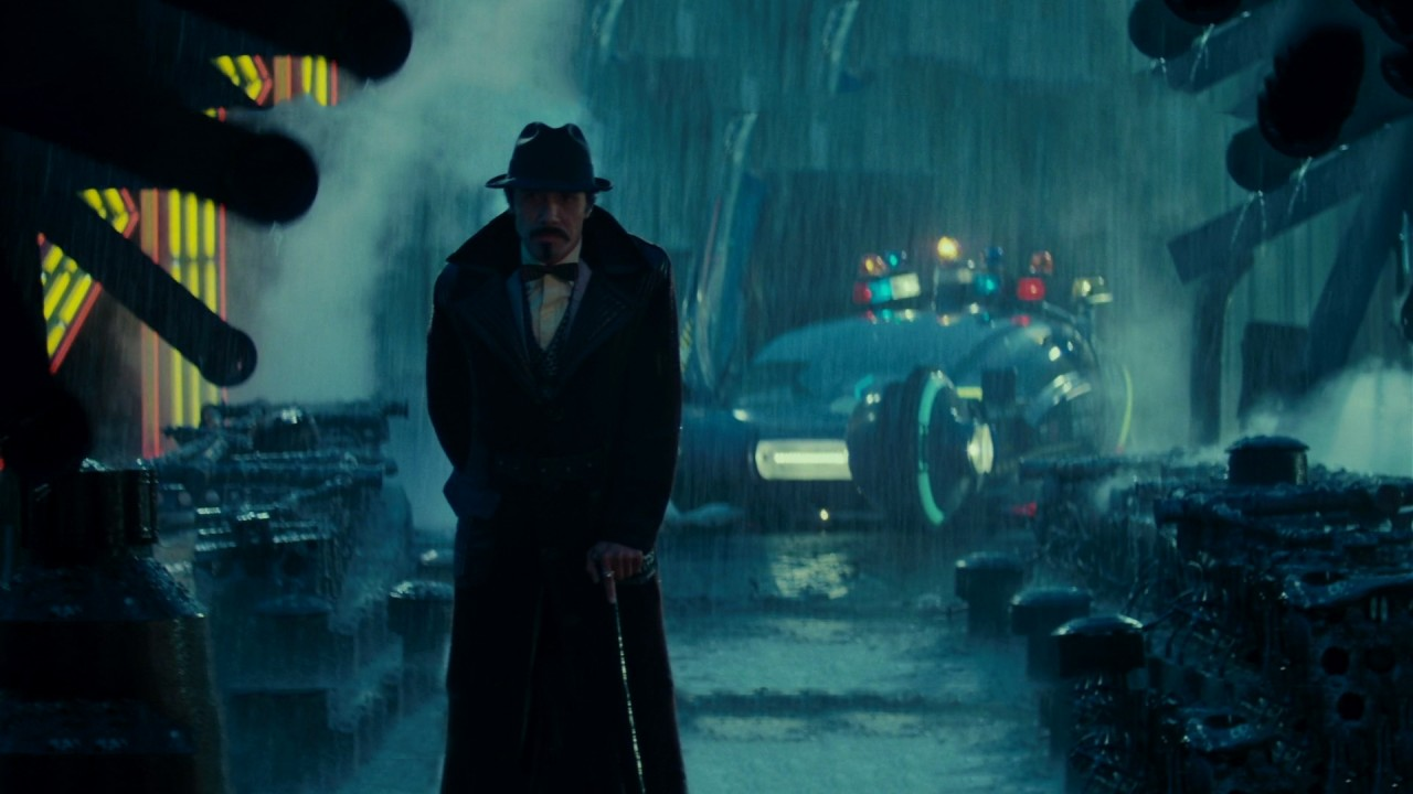 How long was blade runner dating 8